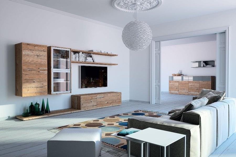 Inspirationen fürs Wohnzimmer - Fuzzy`s Woodart